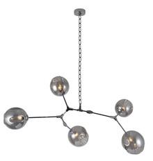 Efektowna, wyrazista lampa, zainspirowana projektem Bubble Chandelier. <br />Wyglądem przypomina gałąź. Poszczególne klosze rozmieszone są...