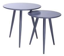 Zestaw stolików LEO - szary