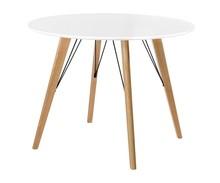 Stół LARSON 100 - biały