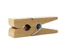 Spinacz wykonany ręcznie w całości z litego drewna dębowego.<br />Maksymalna ilość szt. w opakowaniu: 1<br />Sposób wysyłki:...