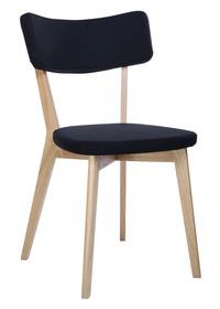 Krzesło SCANDI - czarny