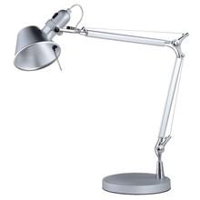 Lampa wykonana z aluminium i stali. <br />Źródło światła: E27 1x60W<br />Waga netto 1 szt.: 5,5 kg<br />Waga opakowania: 6...