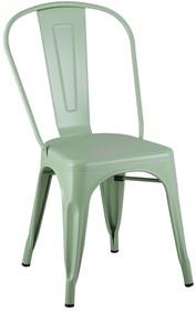 Krzesło TOWER miętowe - metal