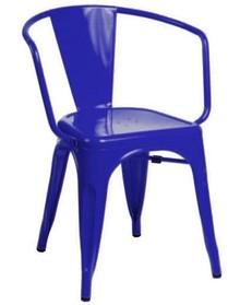 Krzesło TOWER ARM - ciemny niebieski