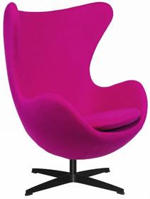 24193912 Fotel różowy - sklep meble.pl