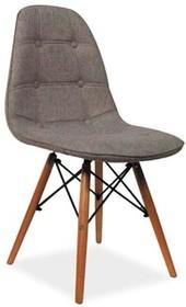 Krzesło AXEL II - szary