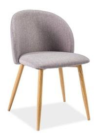 Erin to krzesło komfortowe, które pozwoli na przyjemne spotkania przy wspólnych posiłkach. Może się jednak sprawdzić nie tylko w salonie lub jadalni,...