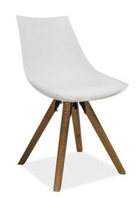 Lenox to gustowne krzesło w skandynawskim stylu. Cechuje się ciekawym kształtem i neutralną kolorystyką. Będzie znakomitym rozwiązaniem do aranżacji...