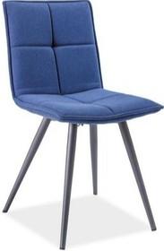 Krzesło DARIO - granatowy