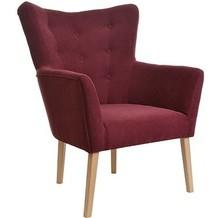 Fotel Salvador to fotel o unikalnym wyglądzie, nie przejdziesz obok niego obojętnie. Ozdobiony jest małymi guzikami na oparciu. Podłokietniki na...
