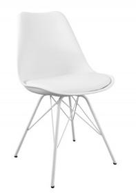 Krzesło HUGO - biały