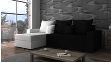 Narożnik PARK  Narożnik PARK to kompozycja wysokiej jakości materiałów oraz zaskakująco niskiej ceny. Narożnik wykonany jest z wysokiej jakości...