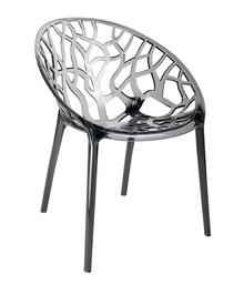 Krzesło KORAL - dymiony
