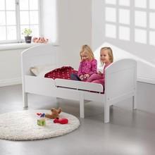 Victor - Wysuwane łóżeczko, które rośnie wraz z dzieckiem. Model został zaprojektowany tak, aby mozliwie najdłużej służył Twojemu dziecku. Przy...