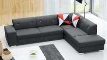 Funkcje: -sprężyna falista -pojemnik na pościel -funkcja spania -2 poduszki Gratis! Narożnik lewo- lub prawostronny. Wymiary: szerokość: 285 cm...