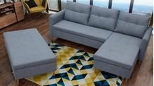 Narożnik Areo idealnie sprawdzi się w nowoczesnych wnętrzach. Narożnik charakteryzuje się prostą formą posiada funkcję spania o wymiarze 203x135 cm....