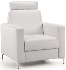 Fotel BASIC z funkcją podnóżka ET - Etap Sofa
