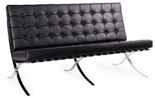 Sofa BARCELON PRESTIGE PLUS - czarny