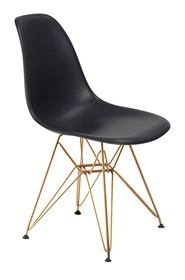 Krzesło DSR GOLD - antracytowy
