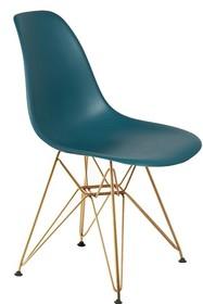 Krzesło DSR GOLD - marynarski niebieski