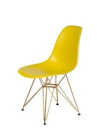 Krzesło DSR GOLD - oliwkowy