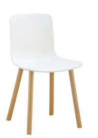 Krzesło HOLY WOOD - biały