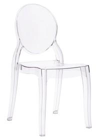 Krzesło ELIZABETH - transparentny