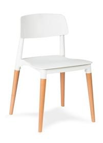 Krzesło ECCO - biały