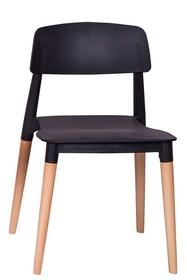 Krzesło ECCO - czarny