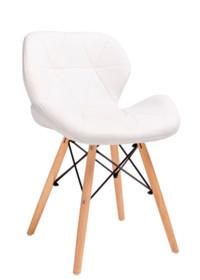 Krzesło KLIPP - biały