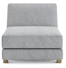 Fotel szeroki bez boków ModulU