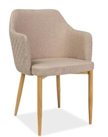 Krzesło Astor to tapicerowane krzesło z podłokietnikami. Doskonale sprawdzi się w nowoczesnych wnętrzach, jak też skandynawskich. Pasuje zarówno do...