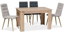 Stół Avis to idealne rozwiązanie dla tych, którzy szukają klasycznego stołu do jadalni. Doskonale sprawdzi się we wnętrzach skandynawskich. Stół...
