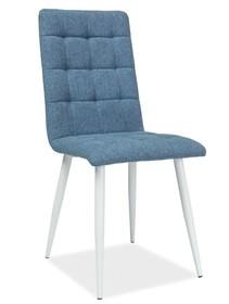 Krzesło Otto to uniwersalne krzesło i będzie pasowało zarówno do jadalni jaki i salonu, do wnętrz nowoczesnych i skandynawskich. Tapicerowane siedzisko...