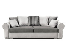 PROMOCJA - Sofa Deluxe Comfort z funkcją spania i pojemnikiem  Wymiary:  - Wysokość: 90 cm - Szerokość: 256 cm - Głębokość: 106 cm - Wysokość...