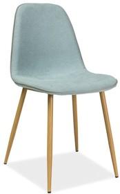 Krzesło DUAL - miętowy