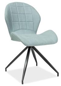 Krzesło HALS II - miętowy