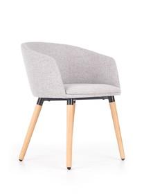 Krzesło K266 - jasny popiel
