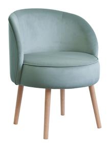 Fotel Fabio - to ciekawy mebel wstylu skandynawskim. Posiada specjalnie zaokrąglone oparcie, aby idealnie dopasować się do pleców inadać...