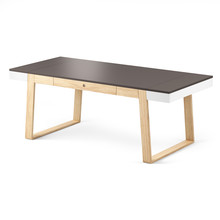 Stół MAGH - grafitowy