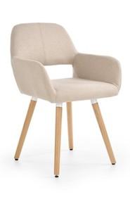 K-283 krzesło beżowy
