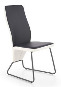 Krzesło K-300dostępne jest w dwóch stonowanych i bardzo stylowych wariantach kolorystycznych, spośród których na pewno każdy miłośnik elegancji...