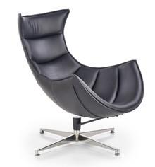 Fotel LUXOR - czarny