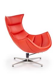 Fotel LUXOR - czerwony