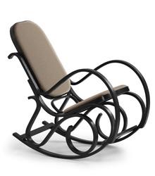 Fotel bujany MAX BIS PLUS - orzech