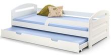 Komfort i piękno!  Natalie to niezwykle praktyczne i pomysłowe łóżko. Cechuje się niedużym rozmiarem, ale dzięki wysuwanemu materacowi pomieści aż...