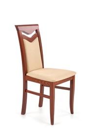 Krzesło CITRONE - czereśnia/beż