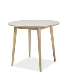 Stół NELSON 90 - dąb miodowy