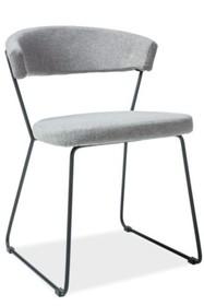 Krzesło HELIX - szary