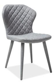 Krzesło LOGAN - szary